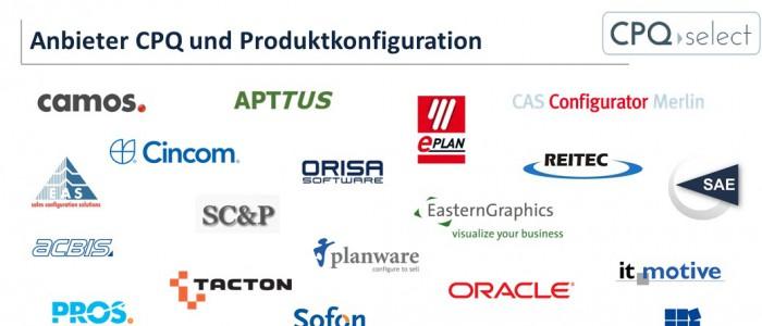 Produktkonfigurator Anbieter Software
