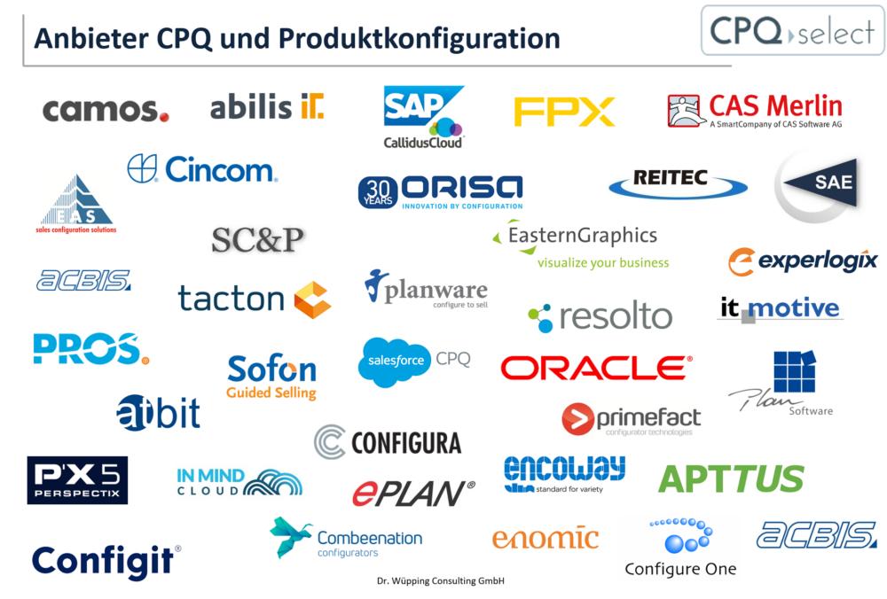 CPQ-Anbieter